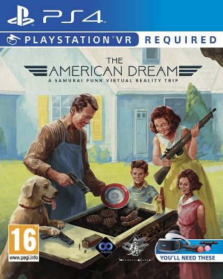 The American Dream PSVR - PS4 VR
