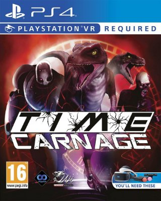 Time Carnage - PS4 VR