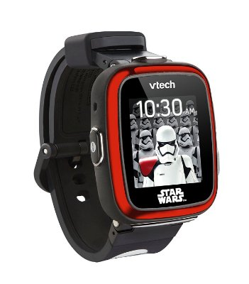 Relógio VTech Star Wars First Order Stormtrooper Smartwatch