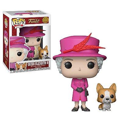 Funko Pop Royal Family 01 Queen Elizabeth II