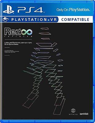 REZ Infinite C/ VR Mode - PS4