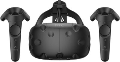 HTC VIVE Virtual Reality System VR Bundle