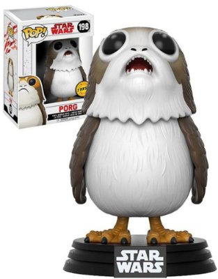 Funko Pop Star Wars 198 Porg Chase Limited Edition