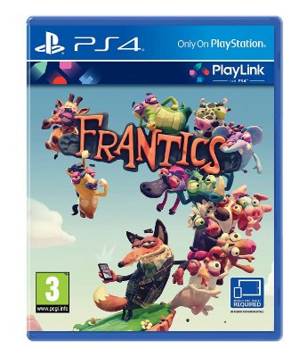 Frantics - A Play Link Game - PS4