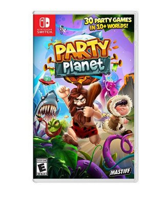 Party Planet - Switch