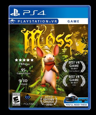 Moss - PS4 VR