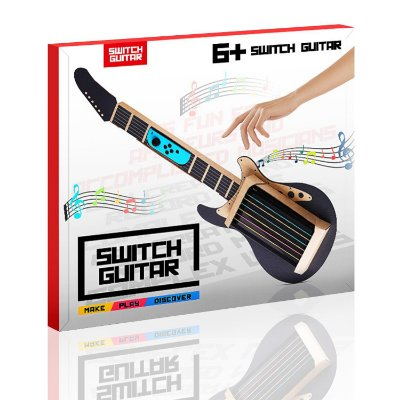 Labo Cardboard Guitar p/ Switch Toy-Con - MENEEA