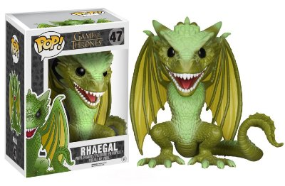Funko Pop Game of Thrones 47 Rhaegal Dragon