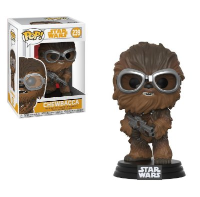 Funko Pop Star Wars Han Solo 239 Chewbacca