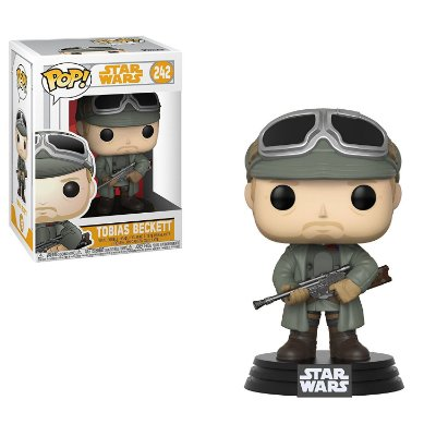 Funko Pop Star Wars Han Solo 242 Tobias Beckett