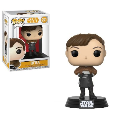 Funko Pop Star Wars Han Solo 241 Qi'Ra