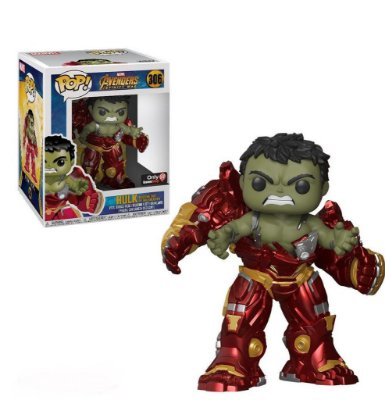 Funko Pop Marvel Avengers 306 Hulk out of Hulkbuster