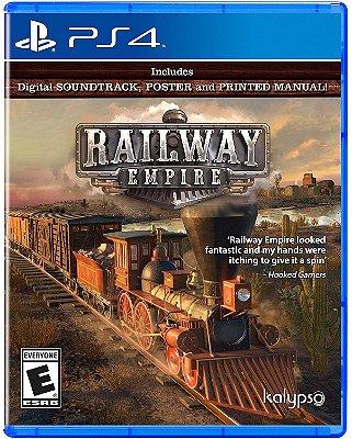 Railway Empire - PS4