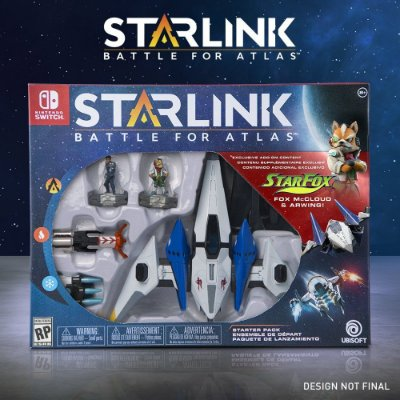 Starlink Battle for Atlas Starter Edition - Switch