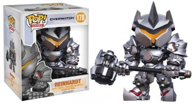Funko Pop Overwatch 178 Reinhardt