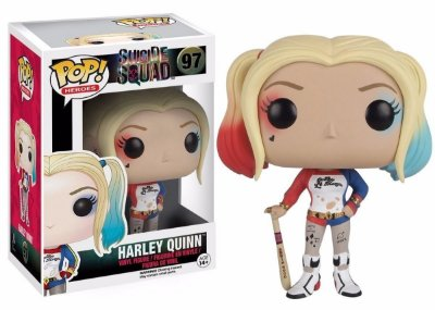 Funko Pop Suicide Squad 97 Harley Quinn Arlequina