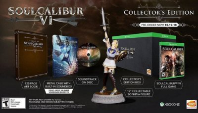 Soulcalibur VI Collectors Edition - Xbox One