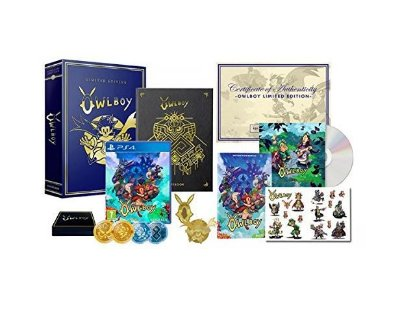 Owlboy Limited Edition - PS4
