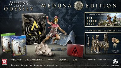 Assassins Creed Odyssey Medusa Edition - Xbox One