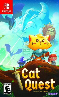 Cat Quest - Switch