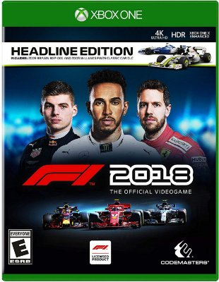 Formula 1 2018 Special Edition - Xbox One