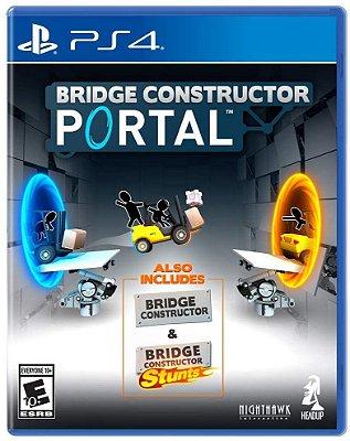 Bridge Constructor Portal - PS4