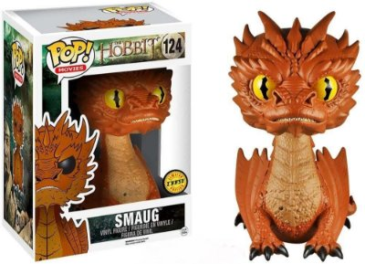 Funko Pop The Hobbit 124 Smaug Chase