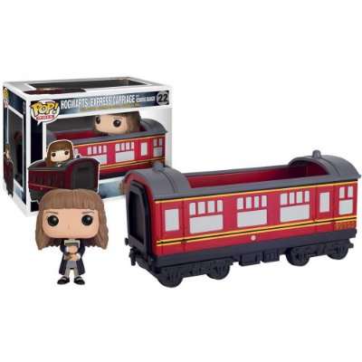 Funko Pop Harry Potter 22 Hogwarts Express c/ Hermione Granger