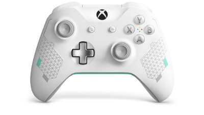 Controle Sem Fio Xbox One Sport White Special Edition