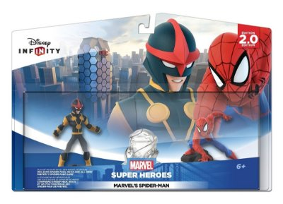 Disney Infinity 2.0 Marvel Super Heroes Play Set Spider Man
