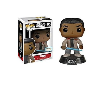 Funko Pop Star Wars 85 Finn Lightsaber Exclusive