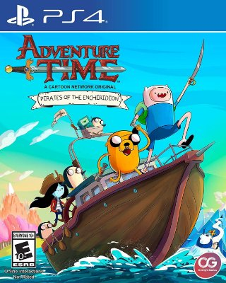 Adventure Time Pirates of the Enchiridion - PS4