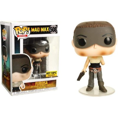 Funko Pop Mad Max 508 Furiosa Exclusive