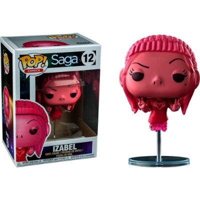 Funko Pop Saga 12 Izabel Exclusive