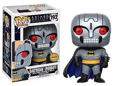 Funko Pop Batman The Animated Series 193 Batman Robot Chase