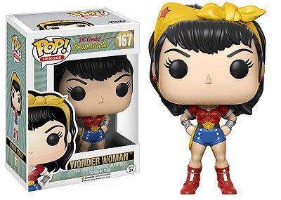 Funko Pop DC Comics Bombshells 167 Wonder Woman