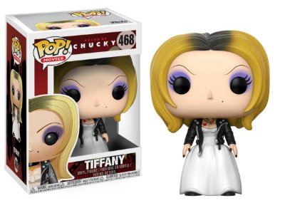 Funko Pop Bride of Chucky 468 Tiffany