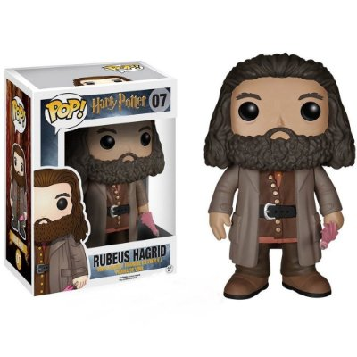 Funko Pop Harry Potter 07 Rubeus Hagrid