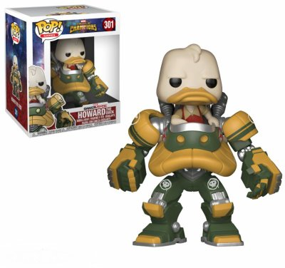 Funko Pop Marvel Contest of Champions 301 Howard The Duck