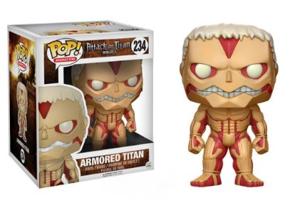Funko Pop Attack on Titan 234 Armored Titan