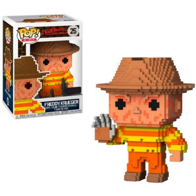 Funko Pop 8-bit A Nightmare on Elm Street 25 Freddy Krueger