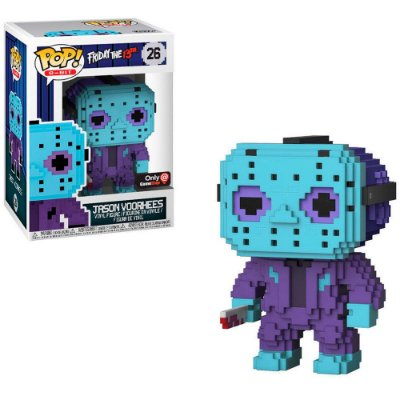 Funko Pop Friday the 13th 26 Jason Voorhees Exclusive