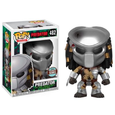 Funko Pop Predator 482 Predator Exclusive