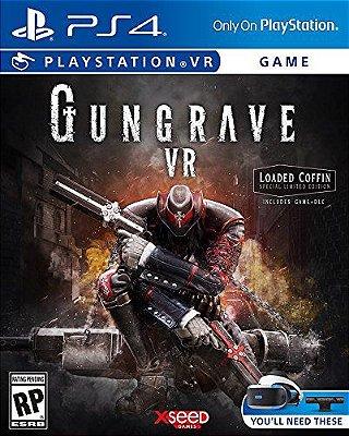 Gungrave VR - PS4 VR