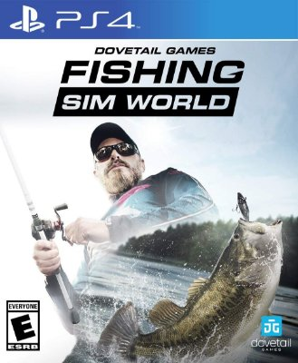 Fishing Sim World - PS4