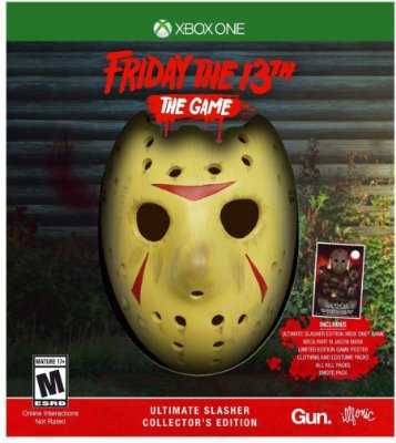 Friday The 13th The Game Ultimate Slasher Collectors Edition - Xbox One