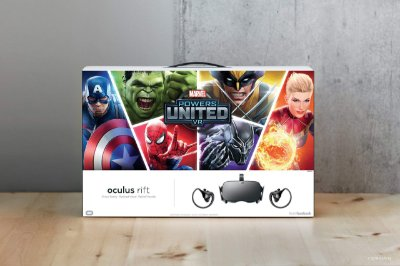Oculus Marvel Powers United VR Special Edition Rift + Touch