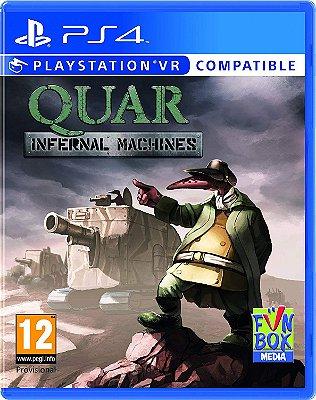 Quar Infernal Machines c/ VR Mode - PS4