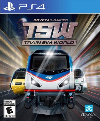 Train Sim World - PS4