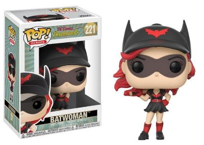 Funko Pop DC Comics Bombshells 221 Batwoman